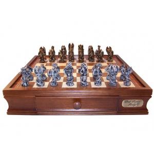 Dal Rossi Dragon Chess Set-L2218DR-0