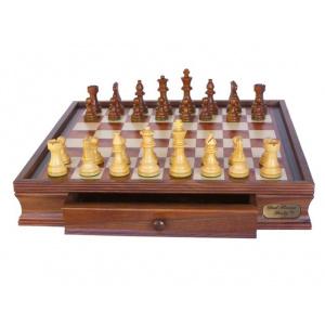 Dal Rossi 50cm Chess set- 2209-0