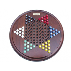 """Dal Rossi Chinese Checkers 15""""-0"""