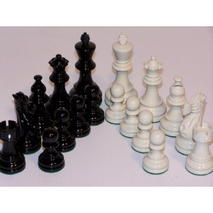 Chess Pieces 85 mm