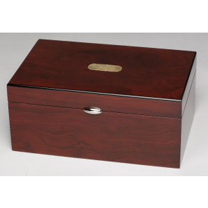 Dal Rossi Chess Piece Box to suit 85mm or 95mm Pieces-0