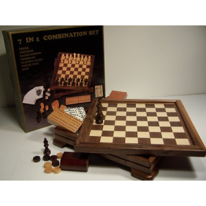 7 in 1 Combination Games Set-0