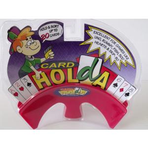 "Junior Winning Hand Cardholder ""Junior Cardholda"" - Red-0"