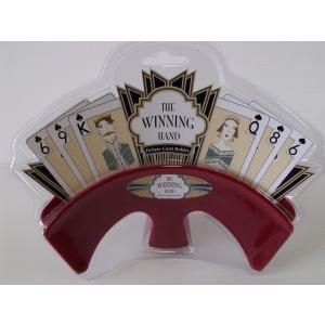 Winning Hand Cardholder - Black-0