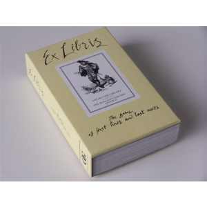 Ex Libris - The Game of First Lines and Last Words-0