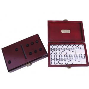 NEW! Dal Rossi Ital Dominoes in Attache Case-0