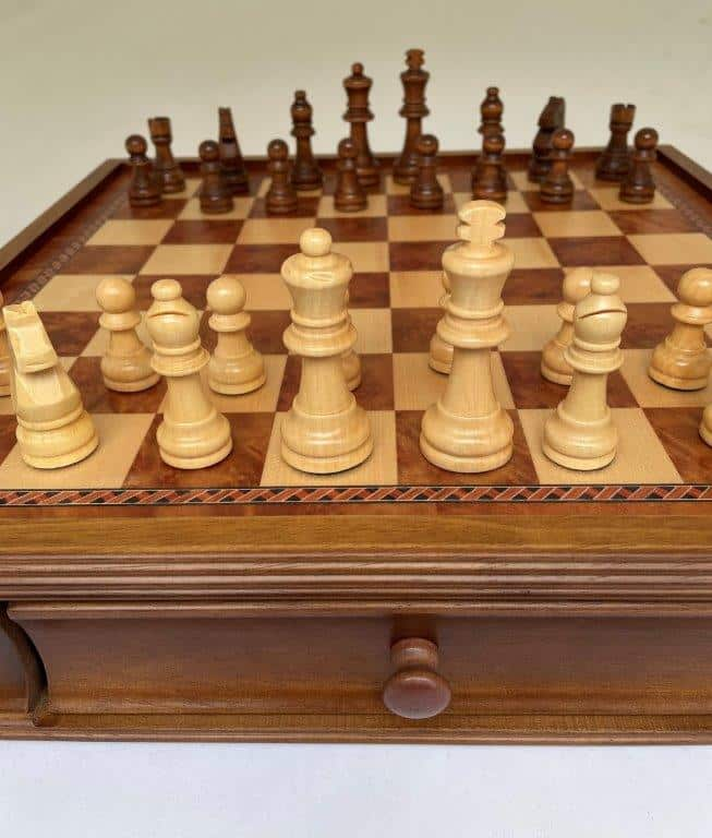 Dal Rossi Chess Set 20